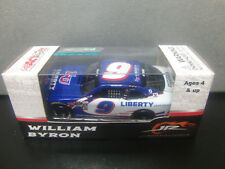 William Byron  2017 Liberty Unv. Darlington Ricky Hendrick Tribute 1/64 NASCAR