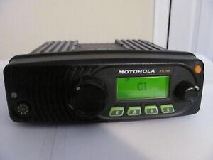 Motorola XTL1500 VHF 136-174mhz P25 Radio M28KSS9PW1AN