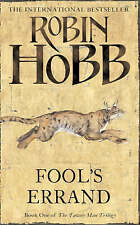 Fool's Errand (The Tawny Man Trilogy, Book 1): Book On..., Hobb, Robin Paperback