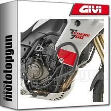 Paramotor tubular 25mm negro Givi Tn2145 Yamaha Tenere 700