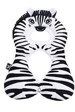 BENBAT Amigos de Viaje 1-4 años cabeza y Soporte Reposacabezas Almohada Cojin zebra