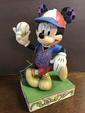 Enesco Baseball Mickey Statue