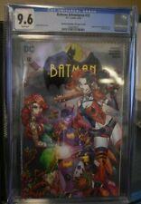 Batman Adventures #12 Jonboy Meyers Foil Variant CGC 9.6 DC 1st App Harley Quinn