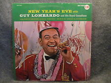 33 RPM LP Record SEALED Guy Lombardo New Years Eve MCA Records MCA-15000 MINT