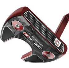 "New Odyssey O-Works Red V-Line Fang CH 34"" Putter Superstroke 2.0 34 inch VLine"