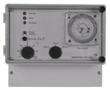 Brentomat FST 230 E Zeitschaltuhr & Pool Steuerung von Filterzeiten & Temperatur