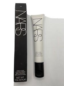 NARS PORE & SHINE Control Primer - Full Size 1.0 fl. oz. - New in Box