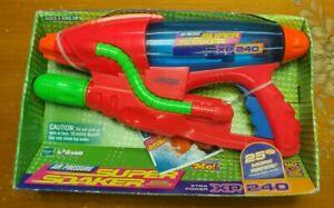 Vintage 1999 NEW Rare Super Soaker XP240 Hasbro