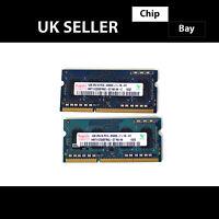 Kingston Hynix Ramaxel DDR3 2x1GB(2GB) 2Rx8 PC3-8500S 1066MHz Laptop RAM Memory