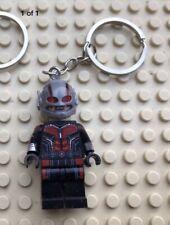Antman Mini-Figure Keyring / Keychain UK SELLER