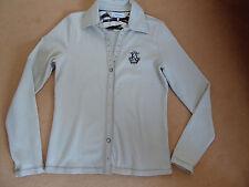 attraktive Sweatshirt-Jacke,Otto Kern Gr. 38, 3x getragen, hellbeige dfee7bc650