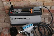 ELINCHROM 101 FLOOR PACK WITH A FLASH HEAD