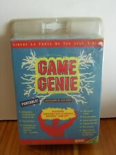 Nintendo Game boy : GAME GENIE neuf sous blister rigide