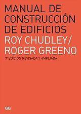 Manual de construcción de edificios. ENVÍO URGENTE (ESPAÑA)