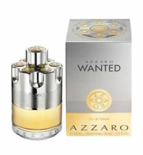 Azzaro Wanted By Azzaro 3.3 / 3.4 Oz EDT Spray New In Box Sealed Cologne For Men