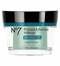No7 Protect & Perfect Intense ADVANCED Night Cream 50ml