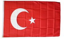 Turkey Flag 3 x 5 ' Country Flag - New 3X5 Indoor Outdoor Country Flag
