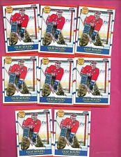 8 X 1990-91 SCORE # 392 CAPITALS OLAF KOLZIG ROOKIE  NRMT-MT CARD (INV# C9606)