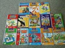 Lot of 13 Leap Pad Books only mixed levels