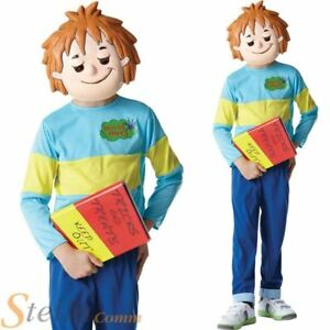 Boys Horrid Henry Fancy Dress Costume Book Week Licensed Child Cartoon Outfit