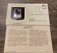 Historic Stamps Of America - Apollo 8 Stamp