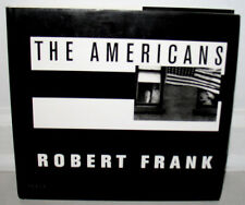 SIGNED Robert Frank The Americans Jack Kerouac 3rd Scalo HC DJ
