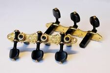 1 Pair Classic Guitar Tuning Pegs Machine Heads Tuners Keys 3L3R [EU stock]
