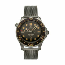 OMEGA Diver 300M Co-Axial Master Chronometer Brown Men's Watch - 210.90.42.20.01.001