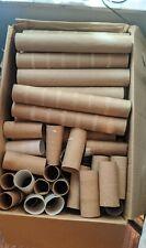 Art Supplies Empty Toilet Paper Paper Towel Roll Inserts School Craft Cardboard