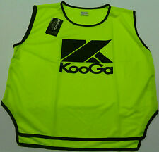 Kooga Rugby Junior Team Training / corrispondenza / Sevens bibs-yellow / Nero