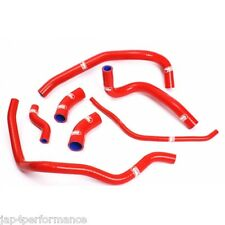 Yamaha V Max  1985 - 2007 samco coolant hose kit red