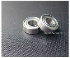 RC CAR TRUCK BUGGY BALL BEARING 4 x 8 x 3mm 2pcs NEW 4x8 x3 METAL SHIELD 4x8x3