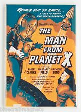 Man from Planet X FRIDGE MAGNET (2 x 3 inches) movie poster science fiction