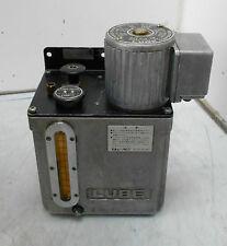 Schmieröl Corp Automatisch Öler, Mmx , IT-05,3 Phasen,220V,Gebraucht,Garantie