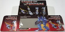 1985 HASBRO TRANSFORMERS G1 WHIRL BOX ONLY GENERATION ONE AUTOBOTS