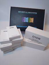 D1D9 Burglar Alarm System Wireless DIY GSM For Home House Security