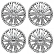 "15"" Ford Transit Connect Wheel Trims Transit Connect Hubcaps X 4 Silver Hub Caps"