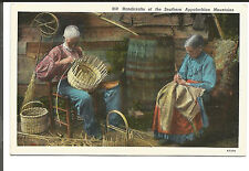 HANDICRAFTS OF THE SOUTHERN APPALACHIAN MOUNTAINS  NOW ON SALE