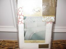 Lenox CHIRP Embroidered Standard Pillowcases