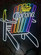 Very Rare Lgbt Carona Led/Neon Style Adirondack chair Light