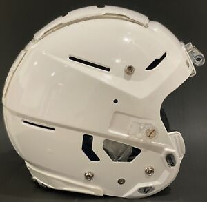 White Schutt F7 VTD Football Helmet Brand New!