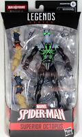 Marvel Legends ~ SUPERIOR DOCTOR (DR.) OCTOPUS ACTION FIGURE ~ NEW/UNOPENED