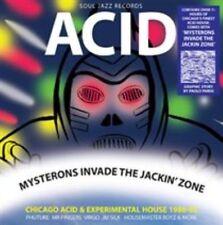 Soul Jazz Records Presents - Acid Mysterons Invade The Jackin' Zone 2 X C