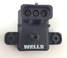 Wells  AS8 NEW Manifold Absolute Pressure Sensor CHRYSLER,DODGE,PLYMOUTH