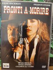 Pronti a morire (1995) DVD di Sam Raimi - RARO Fuori Catalogo