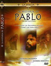 La Biblia La Historia De Pablo DVD,