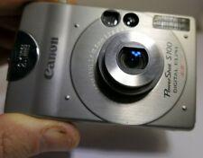 Canon Power Shot S100 Elph 2MP Cámara Digital PC1001