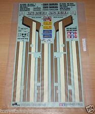 Tamiya 56301 King Hauler, 9495161/19495161 Decals/Stickers, NIP