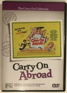 Carry On Abroad [1972] (Widescreen DVD, R4)