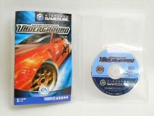 NEED FOR SPEED UNDER GROUND No Title Cover REF/bbbn Game Cube Nintendo gc